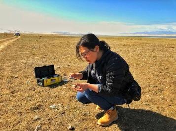 KP_Qinghail Lake_volunteer